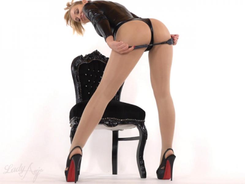Extreme chastity tease! I make you weak! (EN)