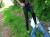 Shoe Dangling - Buffalo Glitter Pumps on my feet