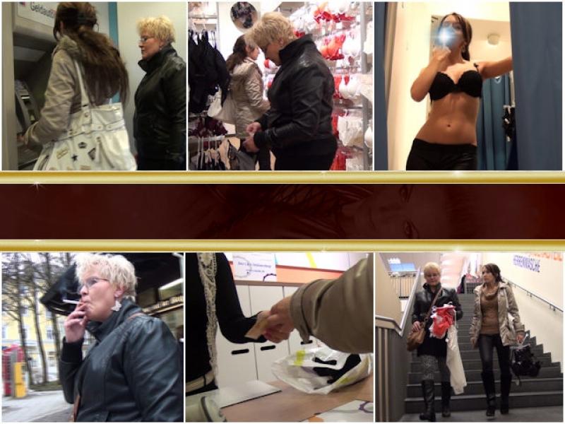 Bankomat + Shopping