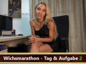 Dein Wichsmarathon – Tag 2!