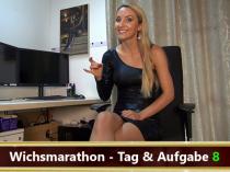 Dein Wichsmarathon - Tag 8!