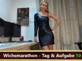 Dein Wichsmarathon - Tag 10!
