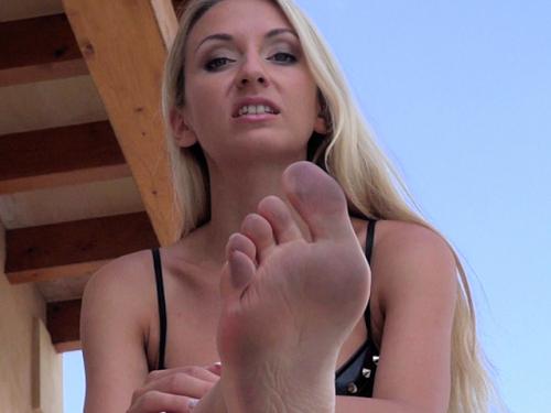 Dirty Feet - Leck meine dreckigen F??e!