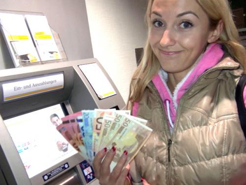 Kontofick mit deiner Geldkarte!