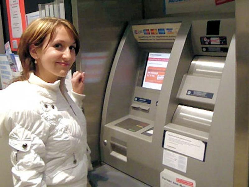 Ich und deine Geldkarte!