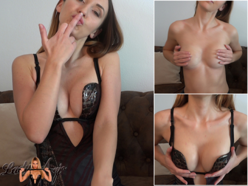 Mesmerize: tits rip-off